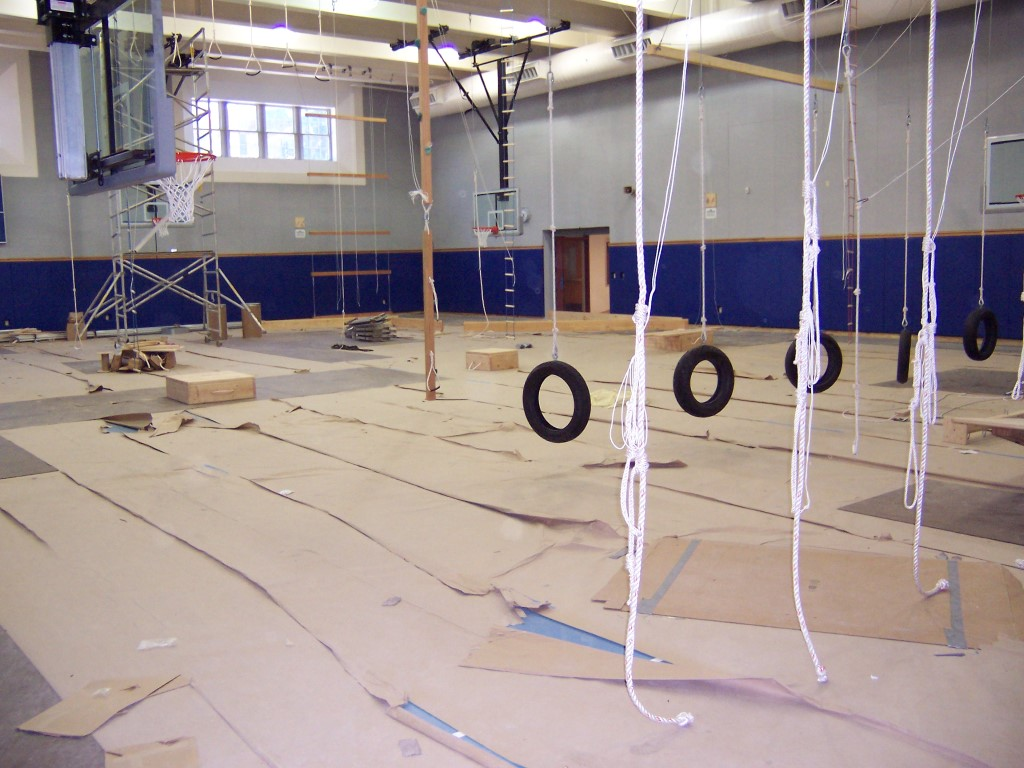 indoor course